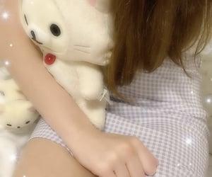sanrio, soft, and skirt image