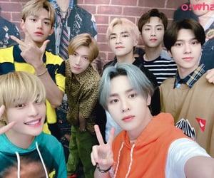boys, kpop, and nct wayv image