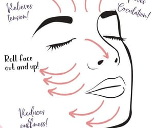skin, skincare, and antiaging image