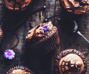 chocolate and cupcake image