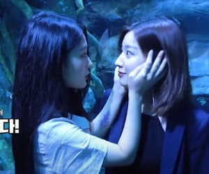 lesbian, seoyeon, and saerom image