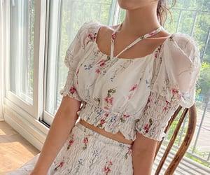 blouse, kfashion, and korean fashion image