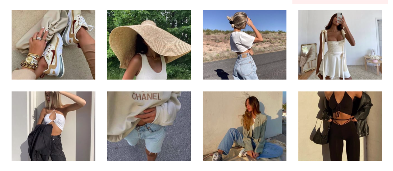 article and fashion style image