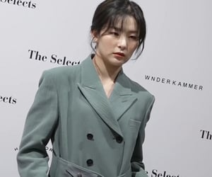 fashion, korean, and model image