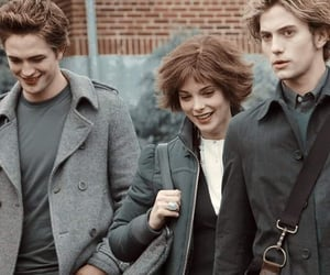 twilight, edward cullen, and alice cullen image