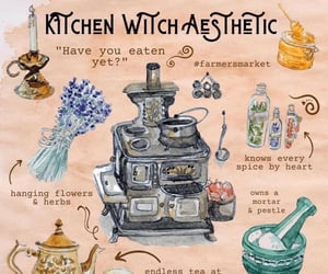 aesthetic, magick, and witchcraft aesthetic image