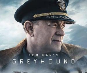 greyhound, movie, and tom hanks image