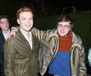 miles heizer, ian gallagher, and cameron monaghan image