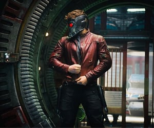 chris pratt and guardians of the galaxy image