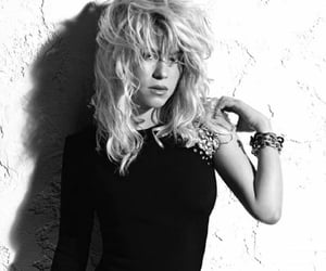 black and white, 2013, and Elle image