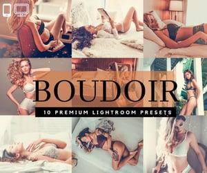 boudoir, presets, and lightroom image