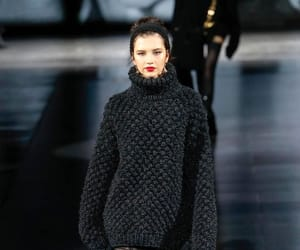 dolce and gabbana and turtleneck sweater image