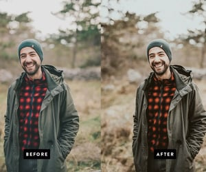 edit, lightroom, and photography image