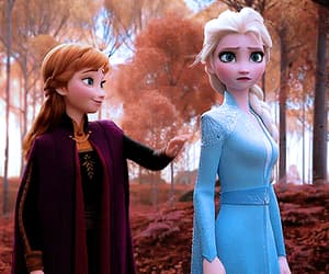 anna, disney, and frozen 2 image