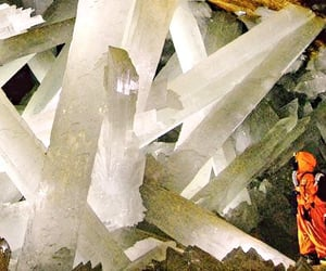 crystal, crystal quartz, and crystal cave image