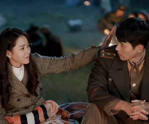 hyun bin, kdrama, and son ye jin image