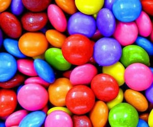 chocolate, colours, and feeling image