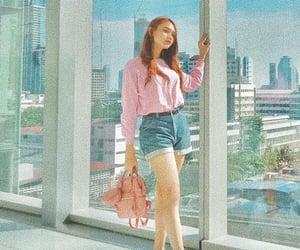 bangkok, denim, and dream girl image