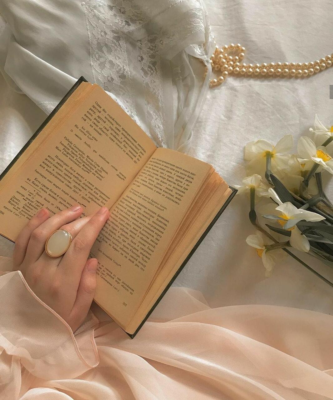 pearl, pretty, and book books image