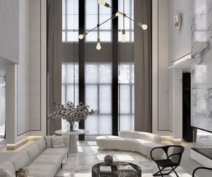 living room and luxury image