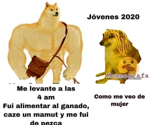 faceapp, jóvenes, and cheems image