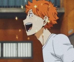 anime, haikyuu, and hinata image