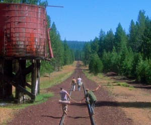 stand by me, films, and movies image