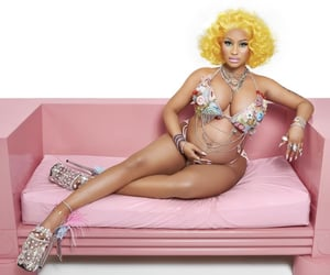 pregnant, Queen, and nicki minaj image