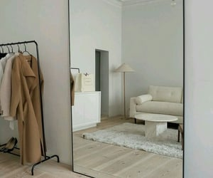 mirror, interior, and home image