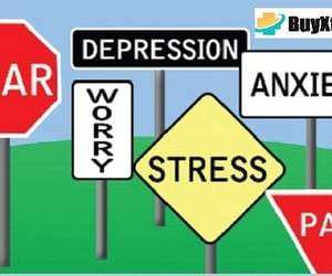 anxiety, depression, and insomnia image