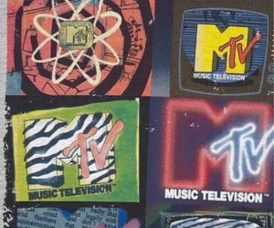 mtv, music, and vintage image