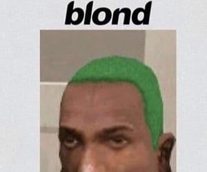 blond, chile, and gta image