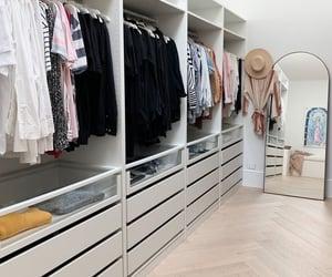 closet, home, and luxury image