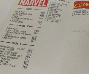 iron man, journalists, and bullet journal image