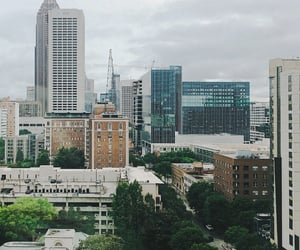atlanta, buildings, and city image