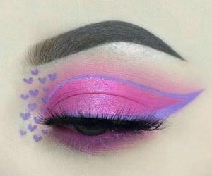 beauty, eyes, and art image