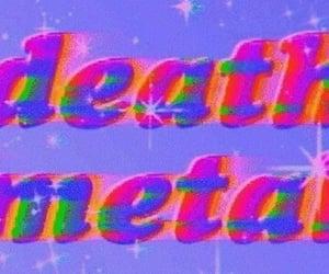 death metal, grunge, and metal image