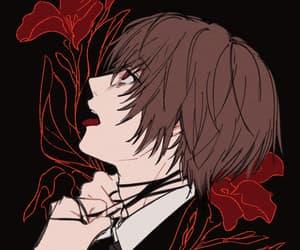 art, artwork, and anime boy image