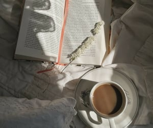 book, morning light, and wuthering heights image
