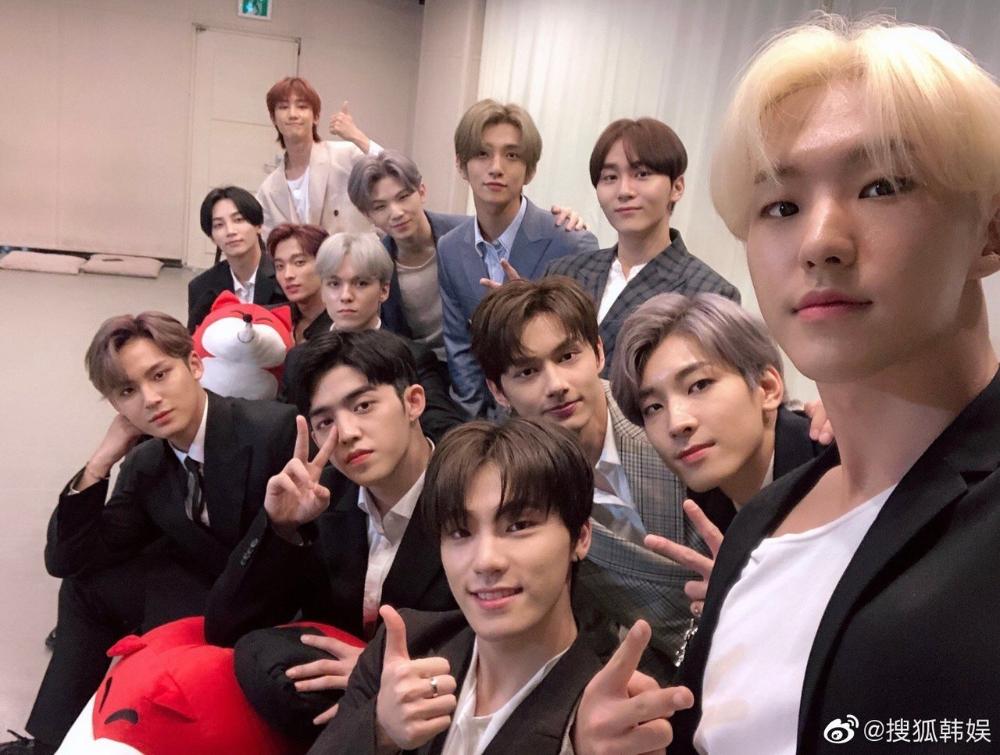 seventeen kpop, article, and kpop image
