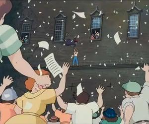 animation, Miyazaki, and ghibli image