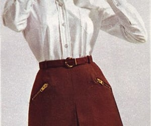 1965, vintage clothing, and blouse image