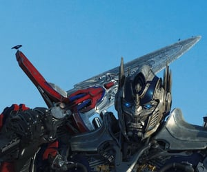 film, transformers, and autobots image