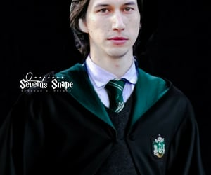 green, harry potter, and sev image