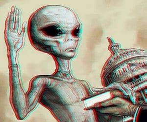 alien, contacto, and juramento image