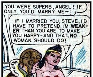 comic, funny quote, and marry image