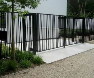 front gate design, front gate design ideas, and main gate design image