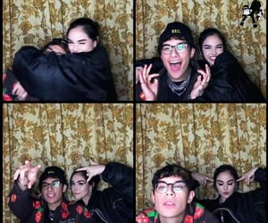 couple, maggie lindemann, and brandon arreaga image