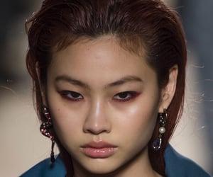 makeup, model, and asian image