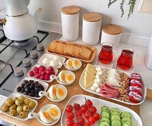 aesthetic, breakfast, and cooking image